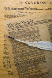 Declaration of Independence and U.S. Constitution
